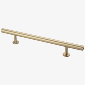 #31-118 Solid Brass Round Bar Appliance Handle