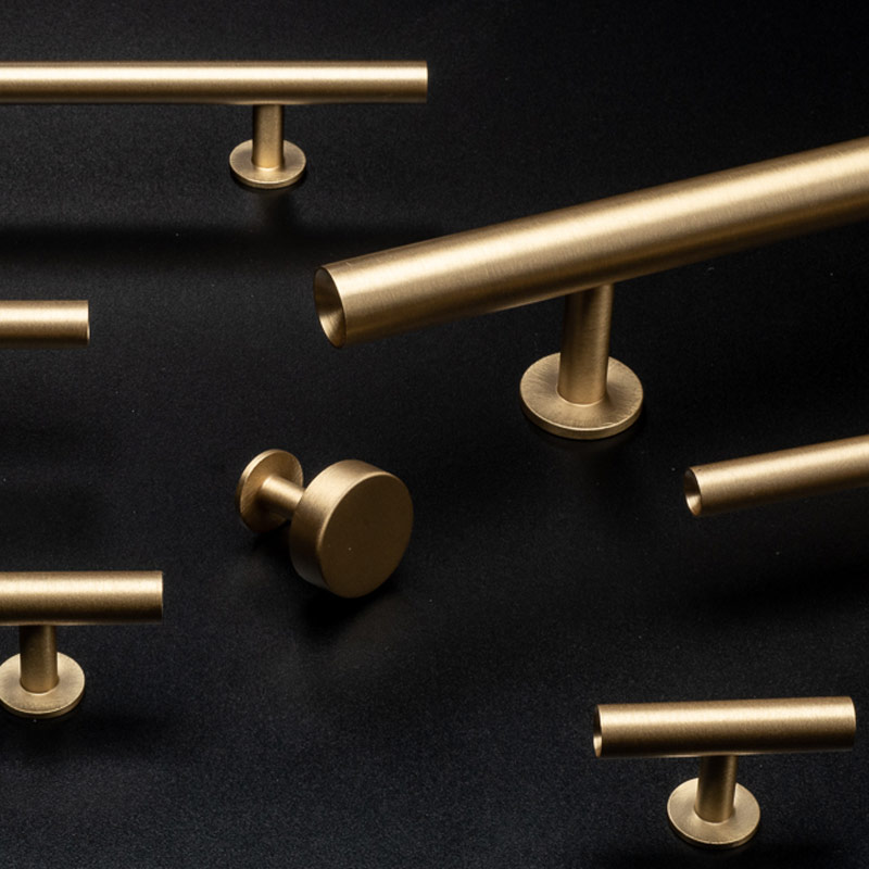 Solid Brass Round Bar