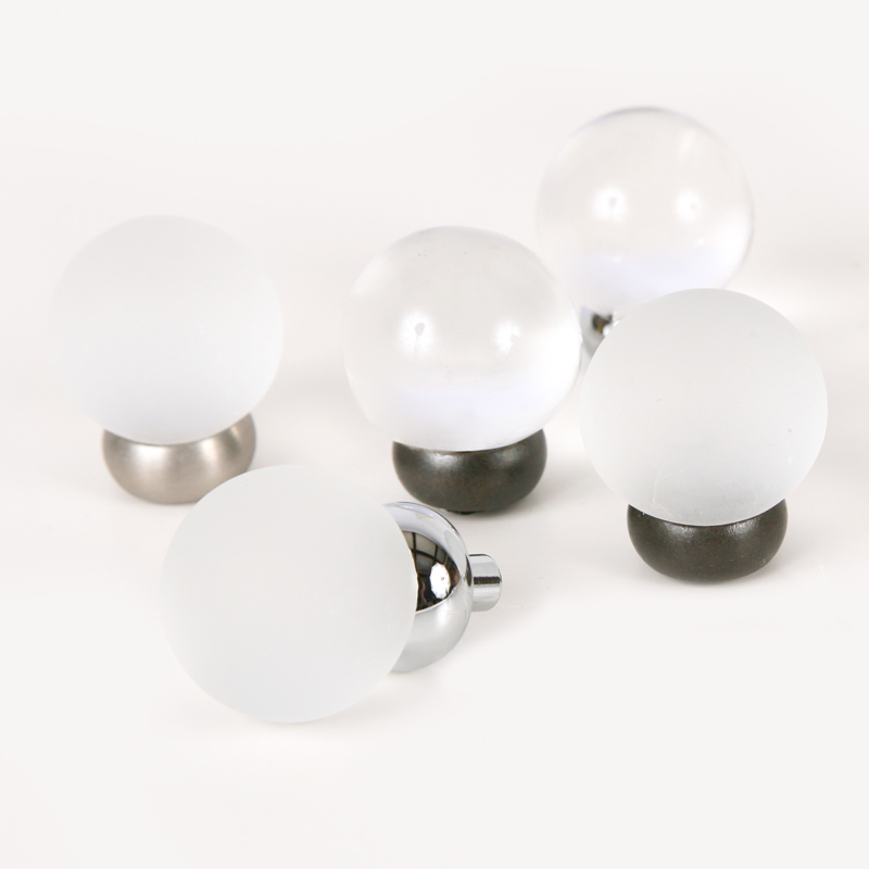 Glass Ball Knobs