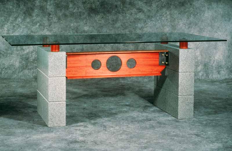 Block & Beam Table