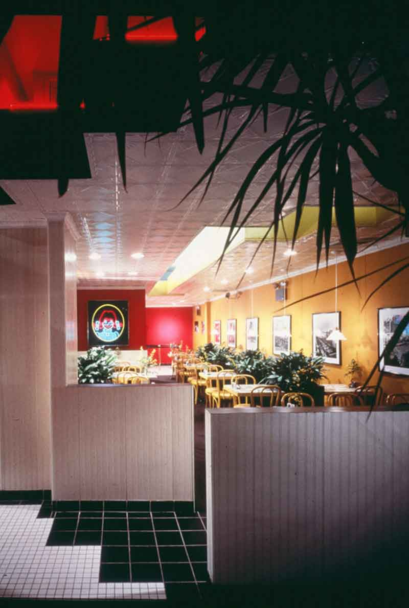 Wendy's, New York City