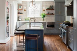 Fine Homebuilding - Rethinking a Kitchen
