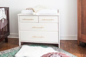 Meg McMillin - James' Nursery Tour